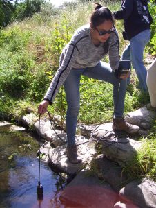 healthy watersheds citizen science monitoring