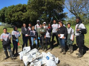 healthy watersheds volunteer