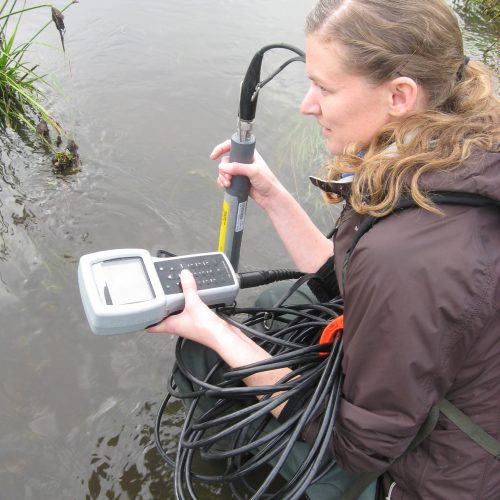 Water Quality Monitoring: Inspiration and Connection at River Rally